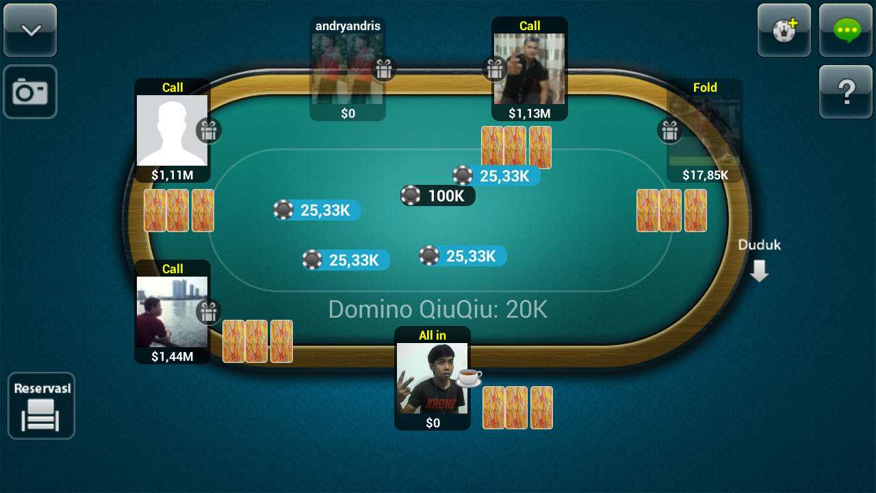 Best Domino Games Offered By Club Poker Online Yakama Legends