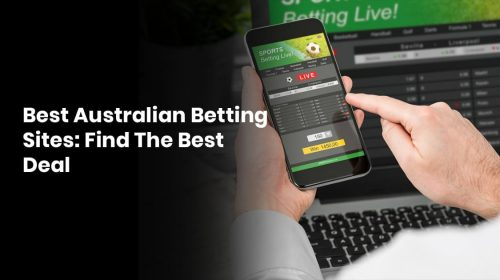 Live Betting Sites for Australian