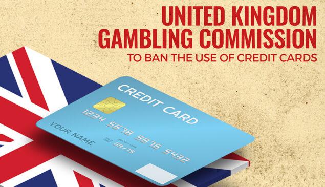 UK gambling credit card ban