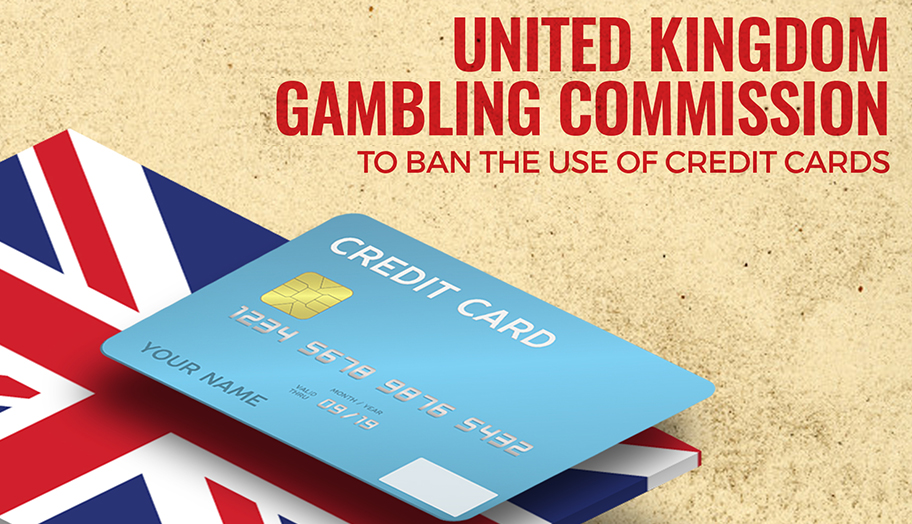 UK gambling credit card ban