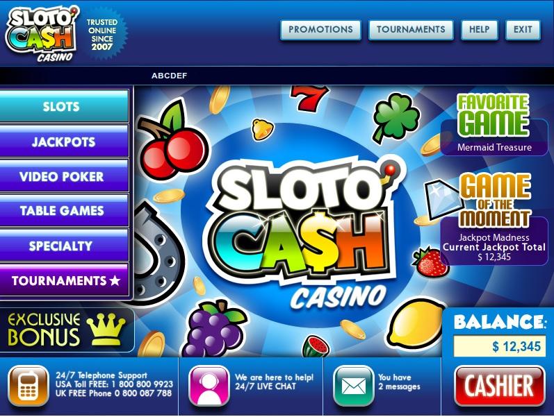 Sweepstakes Casinos