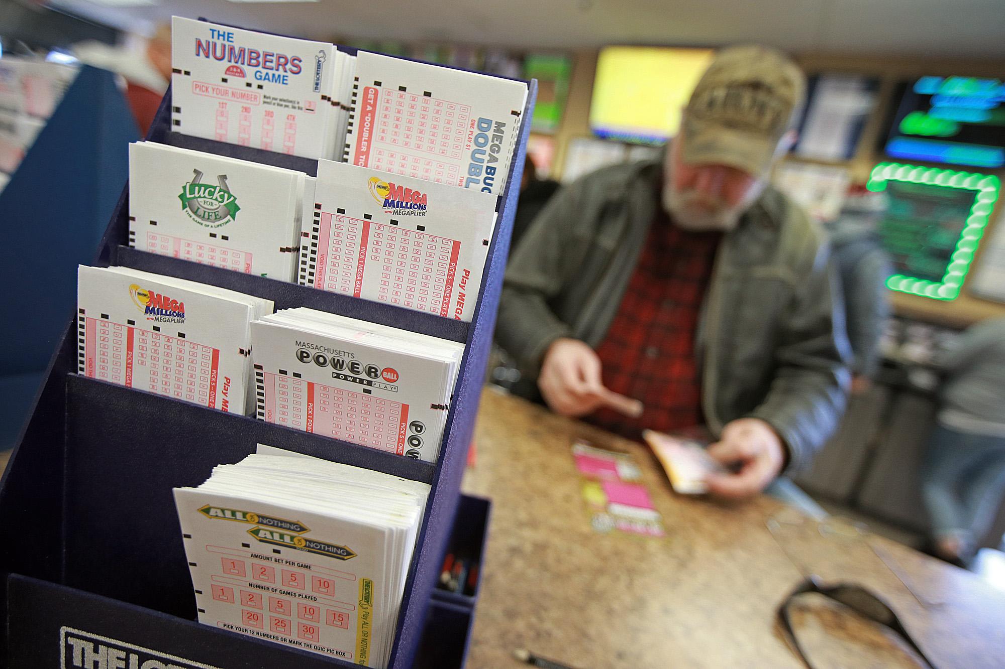 winning a lottery