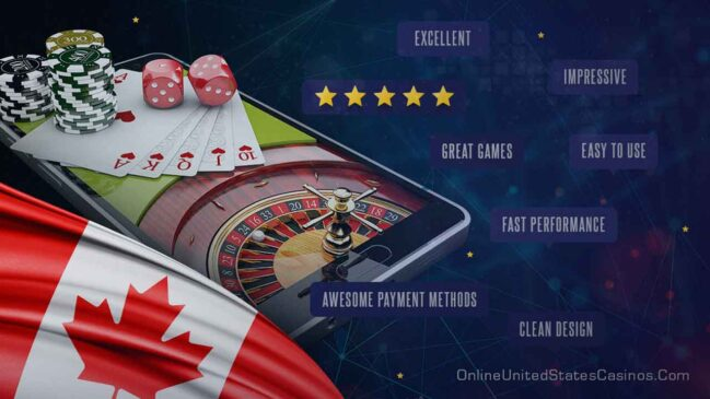 awesome about online casino